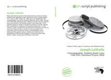 Capa do livro de Joseph LaShelle
