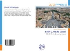 Copertina di Ellen G. White Estate