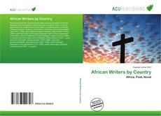 Buchcover von African Writers by Country