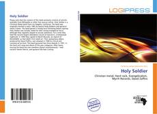 Bookcover of Holy Soldier
