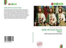 2008–09 Volvo Ocean Race的封面