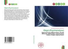 Buchcover von Objet (Psychanalyse)