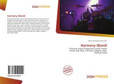 Bookcover of Harmony (Band)