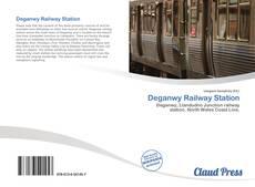 Обложка Deganwy Railway Station