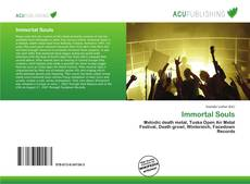 Capa do livro de Immortal Souls