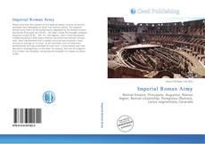 Capa do livro de Imperial Roman Army