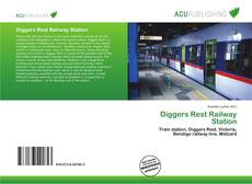 Bookcover of Diggers Rest Railway Station