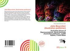 Bookcover of John Bourchier (Australian politician)
