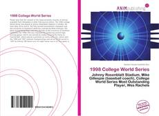 Bookcover of 1998 College World Series