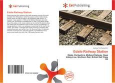 Edale Railway Station kitap kapağı