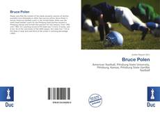 Portada del libro de Bruce Polen