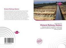 Bookcover of Elslack Railway Station