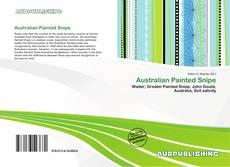 Обложка Australian Painted Snipe