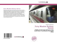 Capa do livro de Fairy Meadow Railway Station