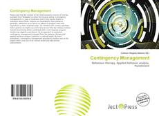 Contingency Management kitap kapağı