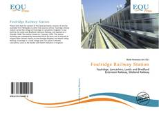 Bookcover of Foulridge Railway Station