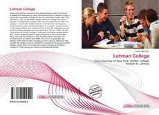 Обложка Lehman College