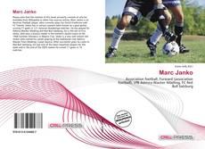 Buchcover von Marc Janko
