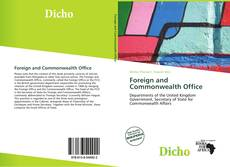 Bookcover of Foreign and Commonwealth Office
