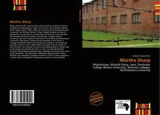 Buchcover von Martha Sharp