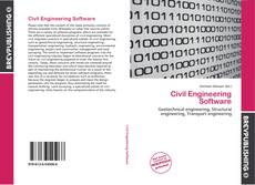 Bookcover of Civil Engineering Software