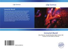 Buchcover von Immortal (Band)