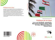 Couverture de Politique de la Libye