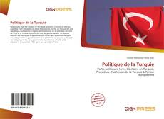 Bookcover of Politique de la Turquie