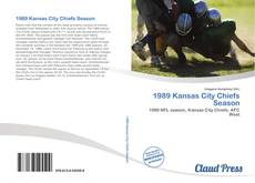 Обложка 1989 Kansas City Chiefs Season