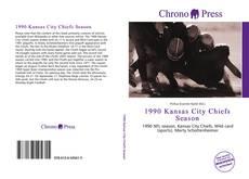 Обложка 1990 Kansas City Chiefs Season