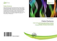 Fabio Carbone的封面