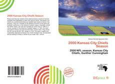 Buchcover von 2000 Kansas City Chiefs Season