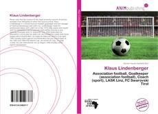 Buchcover von Klaus Lindenberger