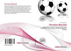 Couverture de Christian Mayrleb