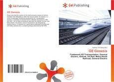 Bookcover of GE Genesis