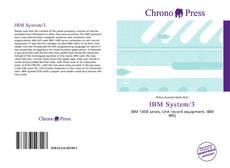 Borítókép a  IBM System/3 - hoz