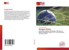 Buchcover von Jürgen Panis