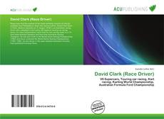Capa do livro de David Clark (Race Driver)