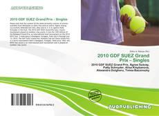 2010 GDF SUEZ Grand Prix – Singles kitap kapağı