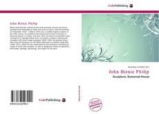 Bookcover of John Birnie Philip
