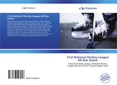 Обложка 21st National Hockey League All-Star Game