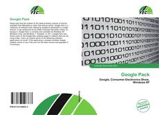 Bookcover of Google Pack