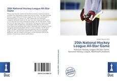 Copertina di 20th National Hockey League All-Star Game