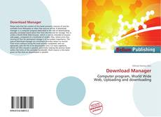 Bookcover of Download Manager