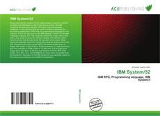 Borítókép a  IBM System/32 - hoz
