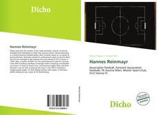 Buchcover von Hannes Reinmayr