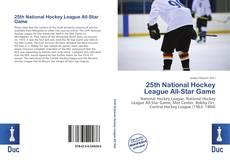 Copertina di 25th National Hockey League All-Star Game