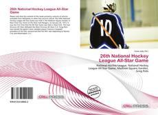 Copertina di 26th National Hockey League All-Star Game