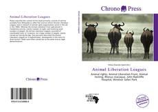 Обложка Animal Liberation Leagues