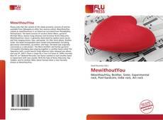 Buchcover von MewithoutYou